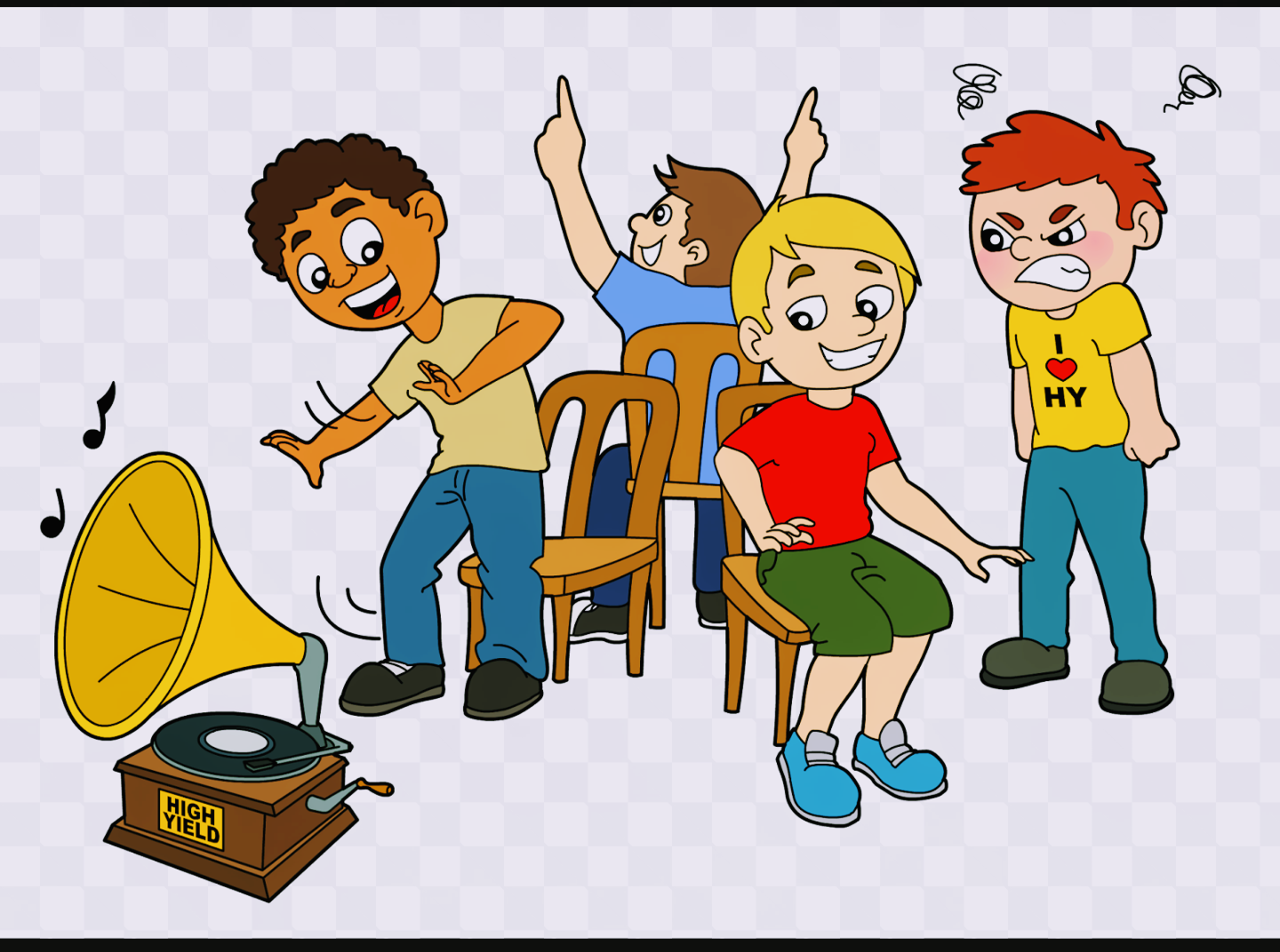Image result for Musical Chairs