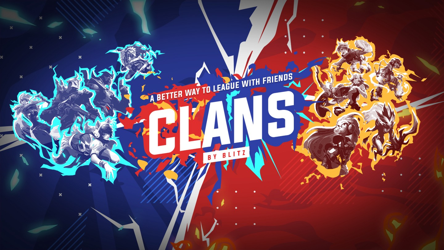 Blitz Beta Update 0 8 0: Introducing CLANS for friends— Our