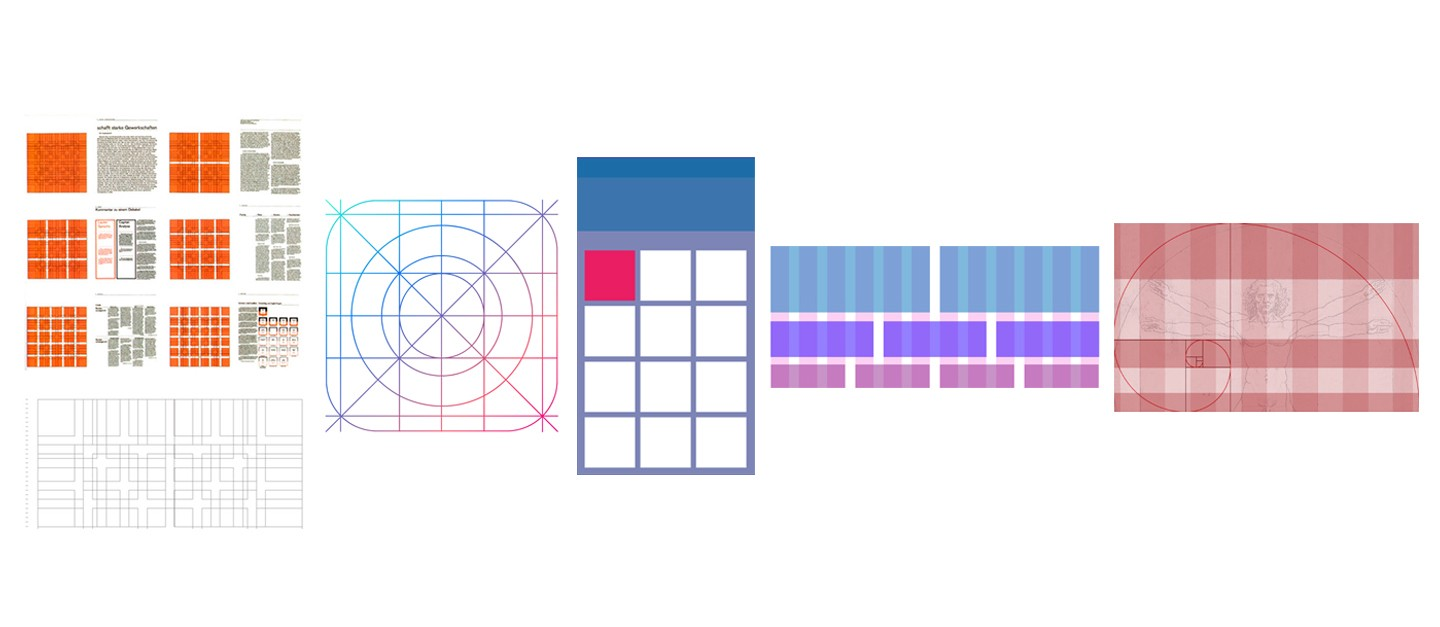 9 Best Grid System For Web Mobile Ui By Ivan Tsanko Prototypr