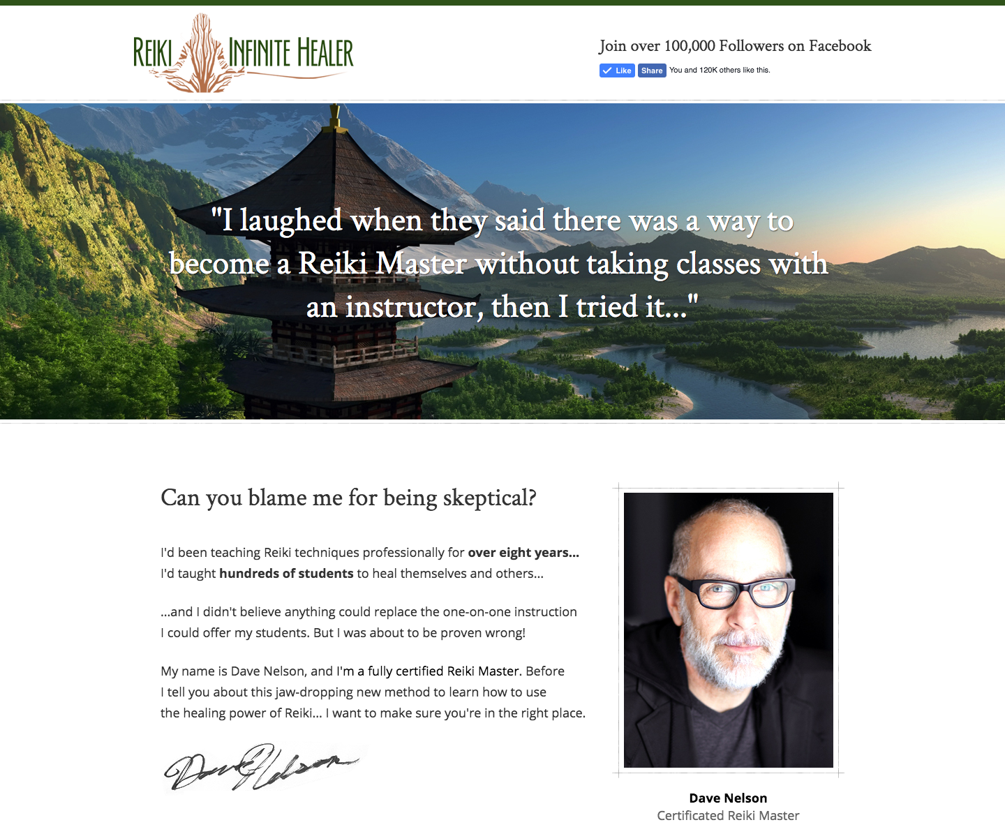 Reiki Infinite Healer Course Review - Kevin Johnson - Medium