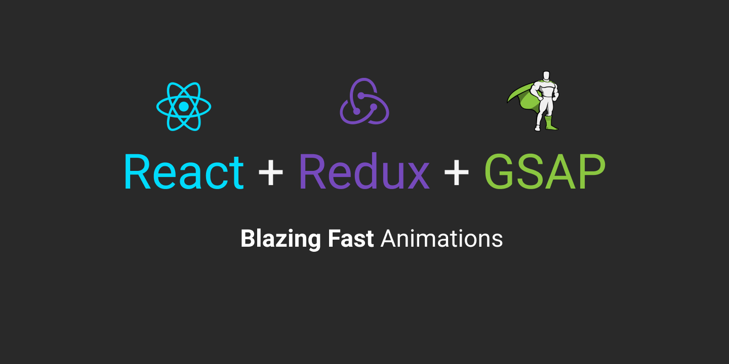 Blazing Fast React Animations with (and without) Redux