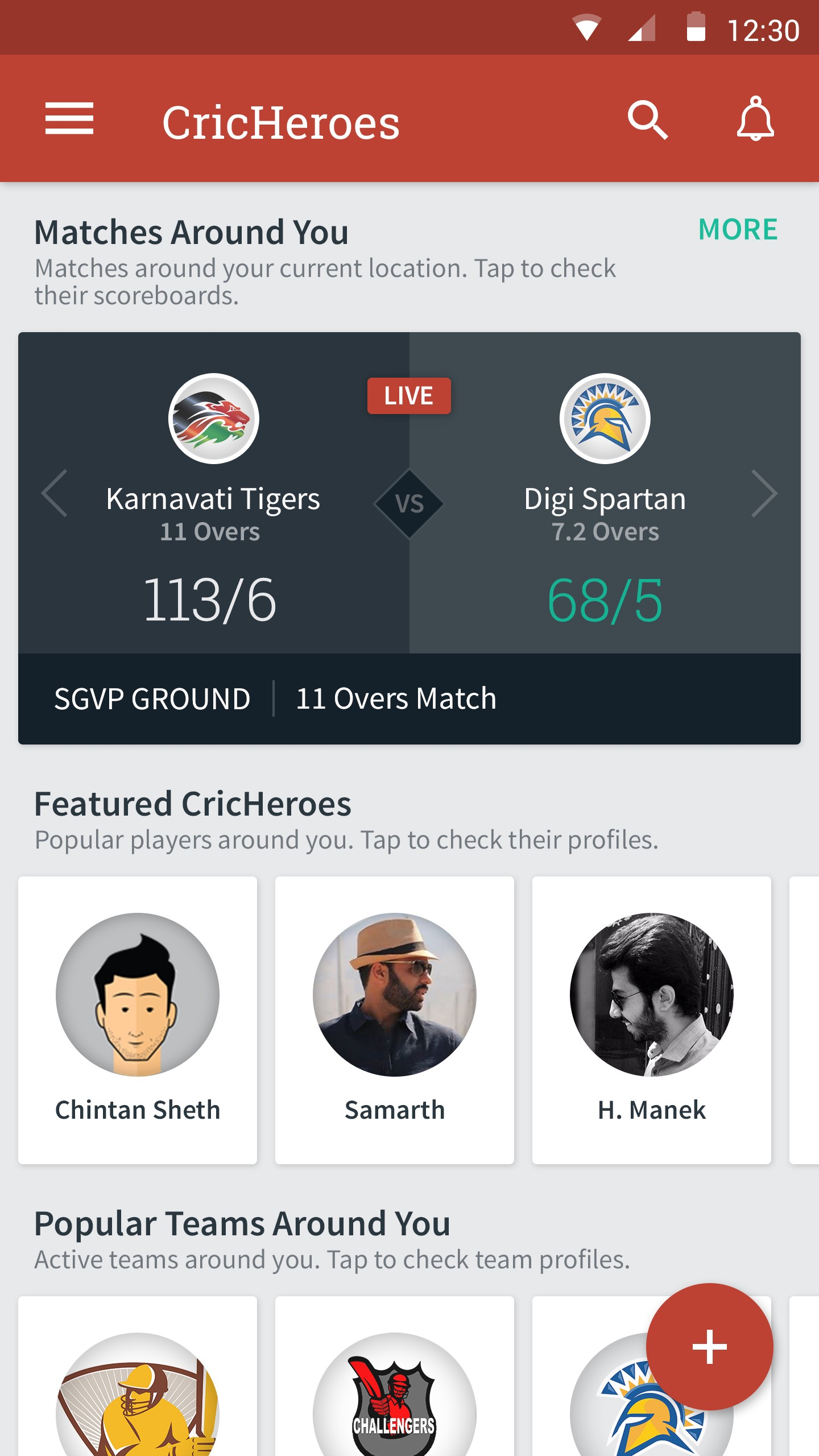 6 LIVE Scoring Apps For Your Local Cricket Match
