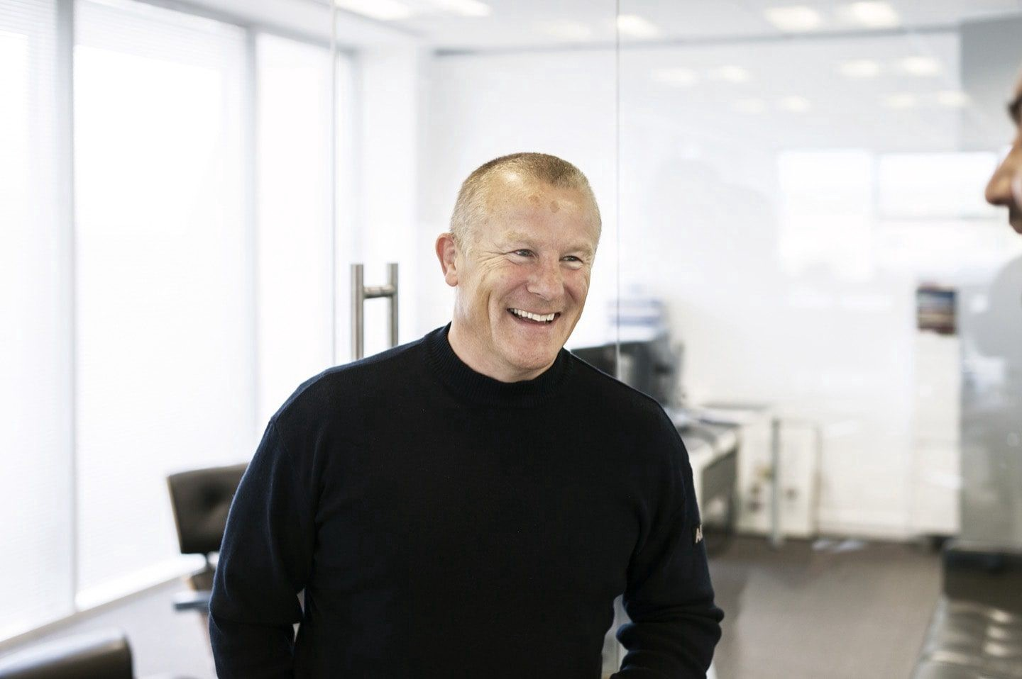 Image of Neil Woodford and the failed Woodford Equity Income Fund