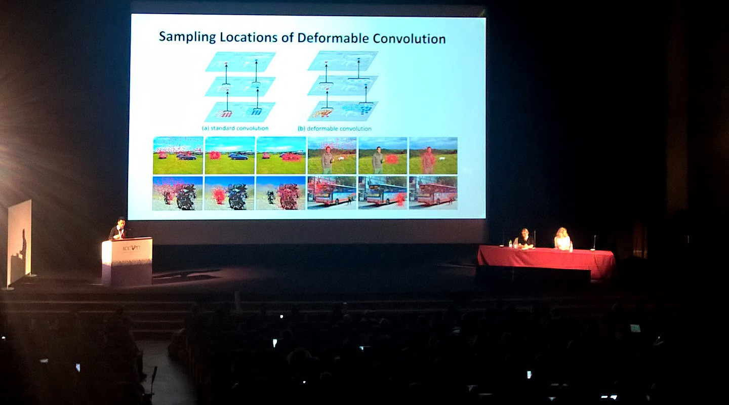 Report on International Conference on Computer Vision (ICCV