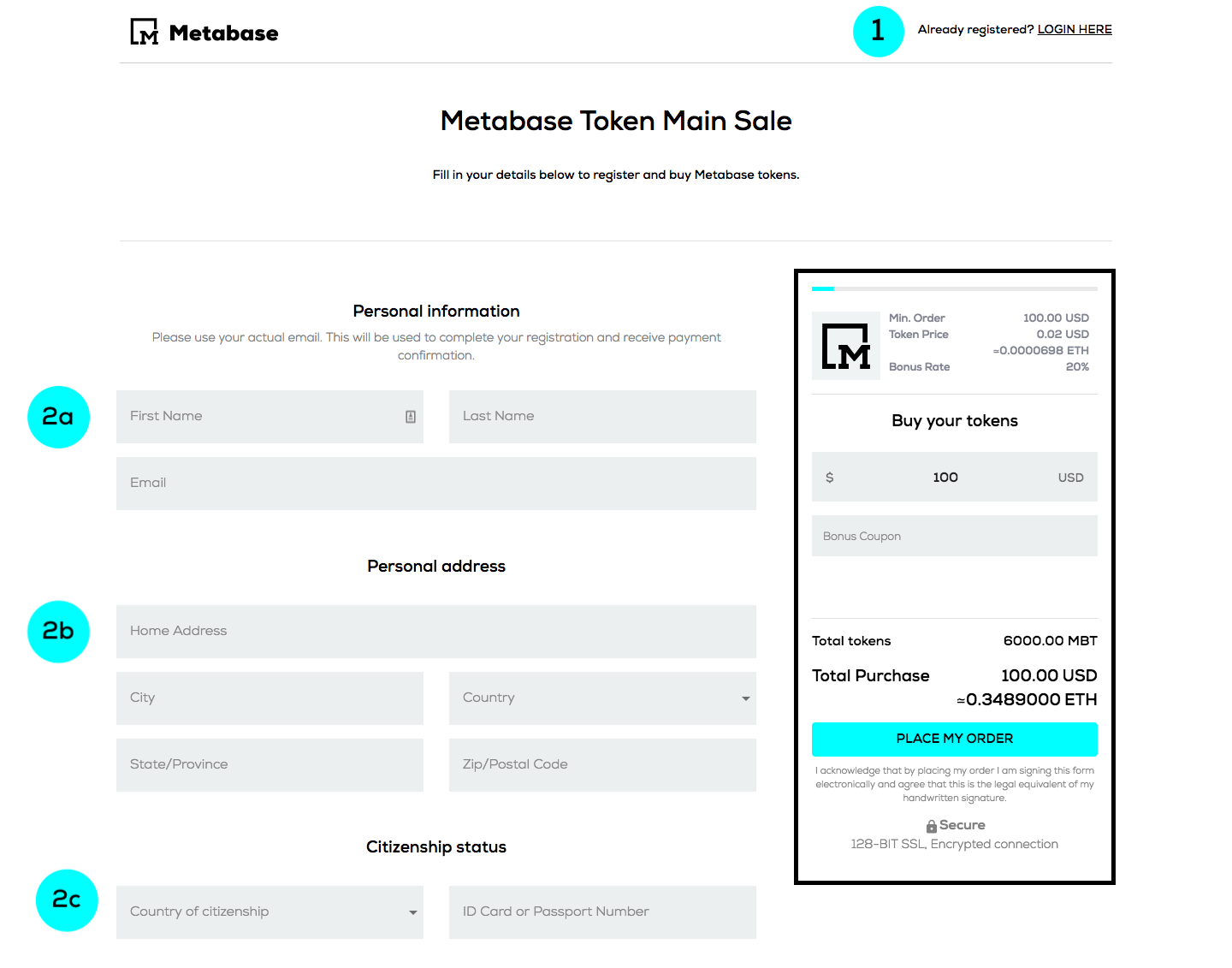 How to Buy Metabase Tokens: A Step by Step Guide - Metabase