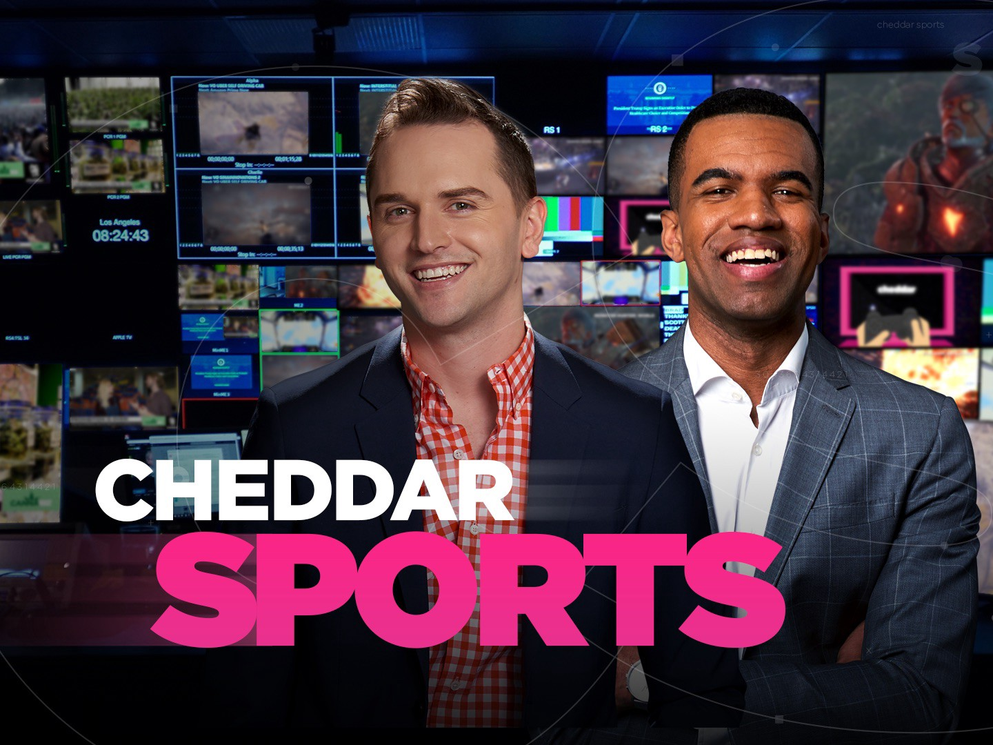 Cheddar Brings esports News Show to Twitch and Announces