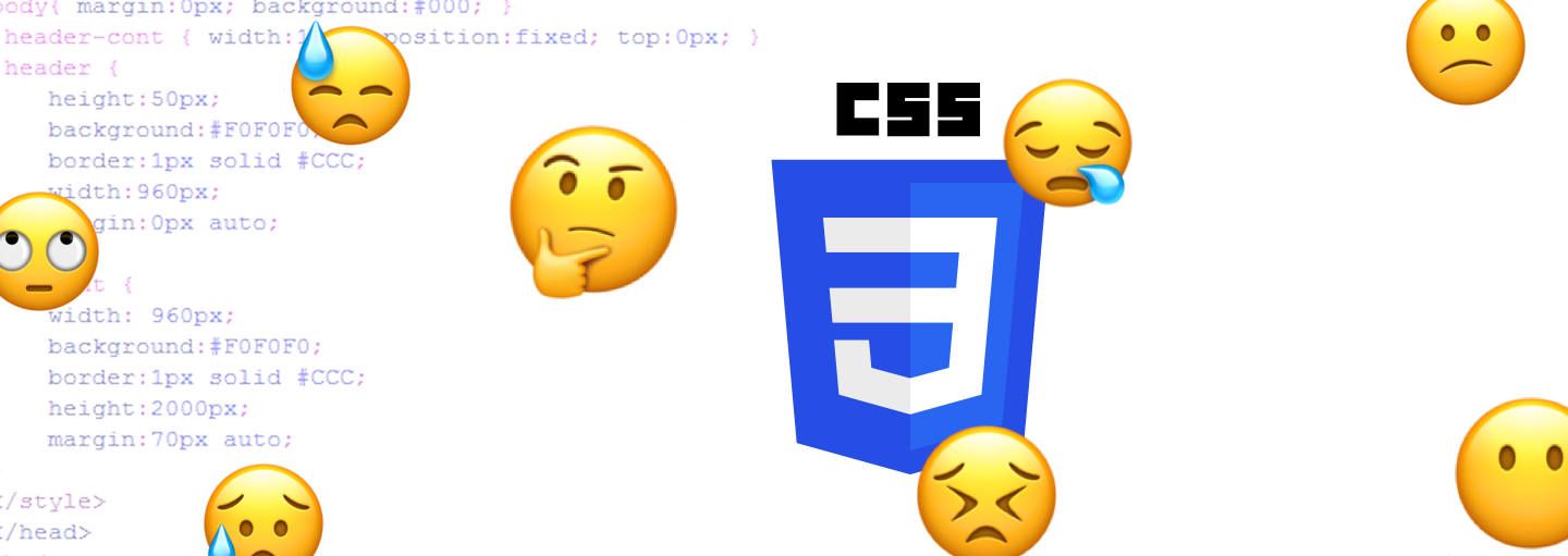 Do you hate writing css ? - codeburst