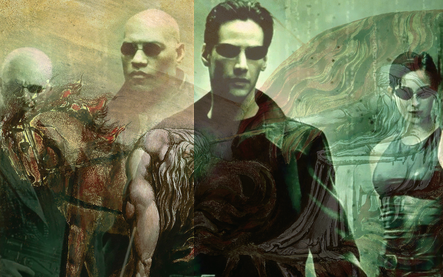 Religious and Theological Themes in The Matrix - Theological