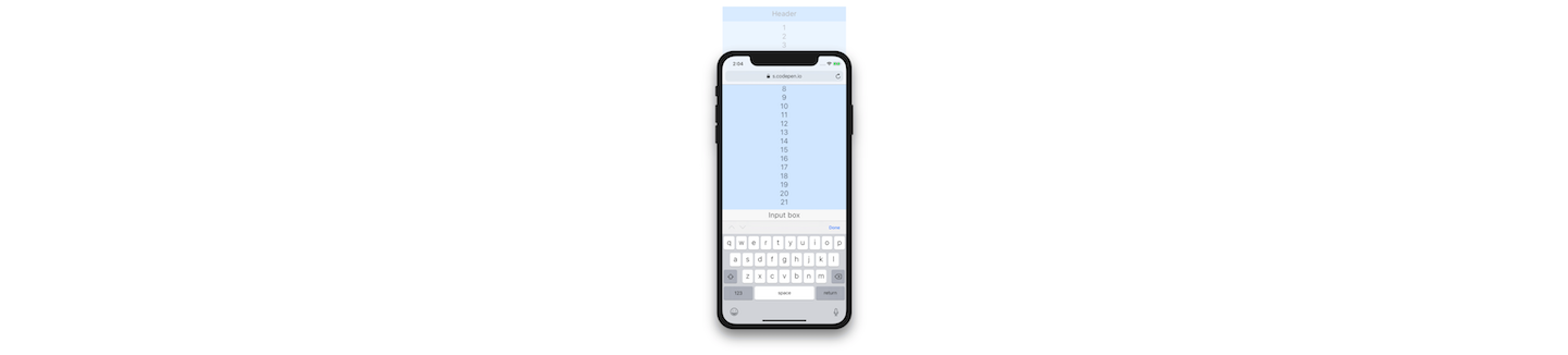 The Eccentric Ways of iOS Safari with the Keyboard - Open