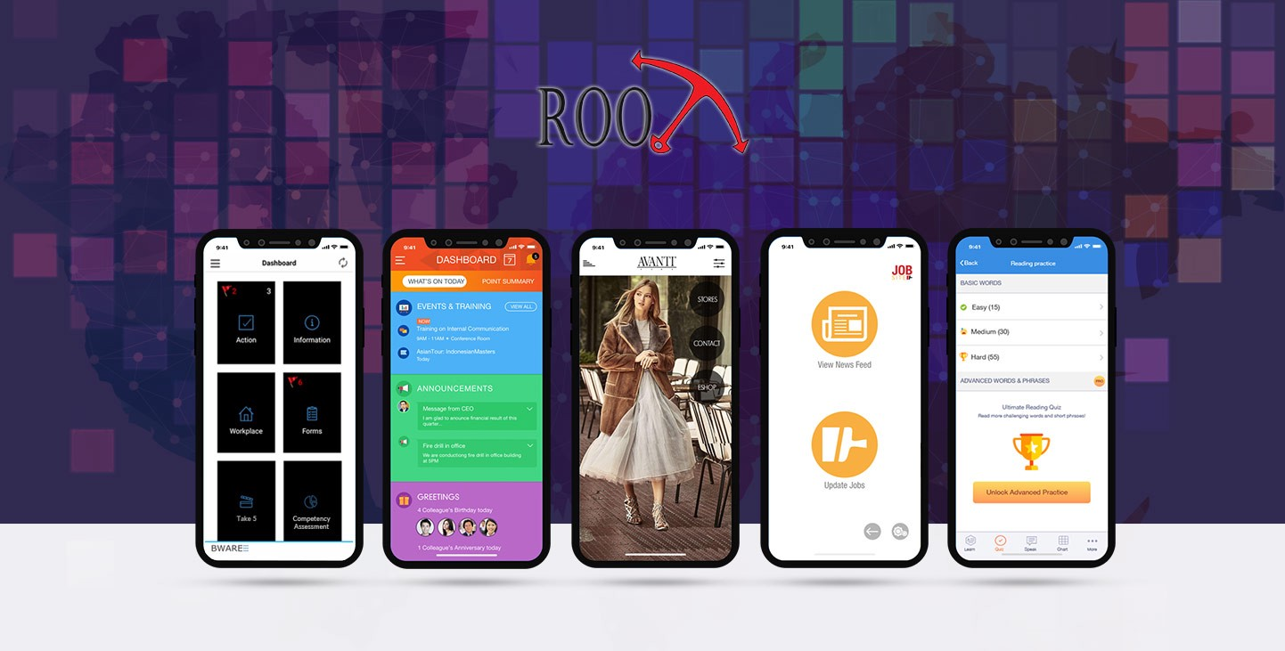 5 Best iOS Apps Designed and Developed by Root Info Solutions