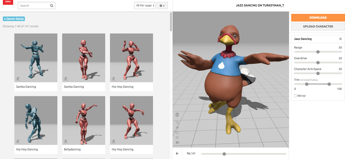 Asset Pipeline: Animating 3D Characters for AR/VR - VR & AR