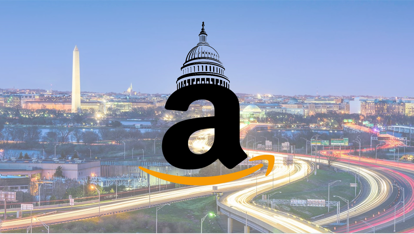 6 Reasons Why Amazon's Pick for HQ2 Will Be Washington DC