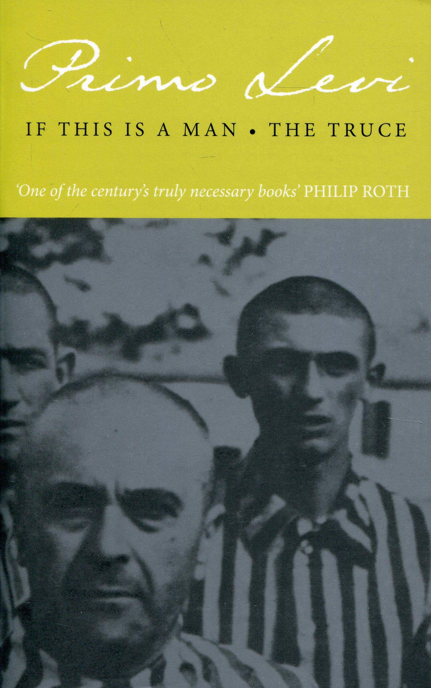 If This Is A Man By Primo Levi A Review By Yannick Ondoa Medium