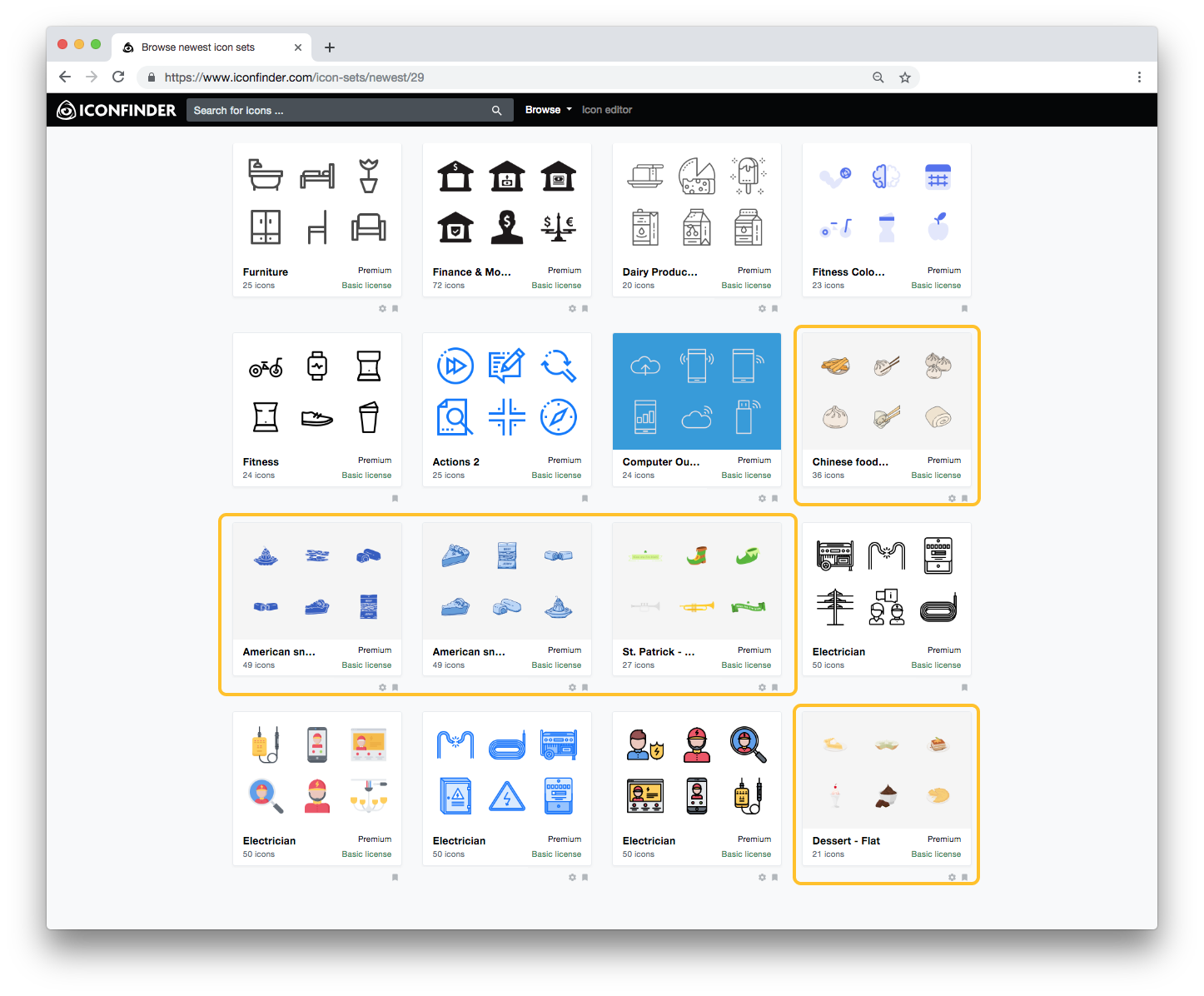 Iconfinder designer report Q2 2019 - The Iconfinder Blog