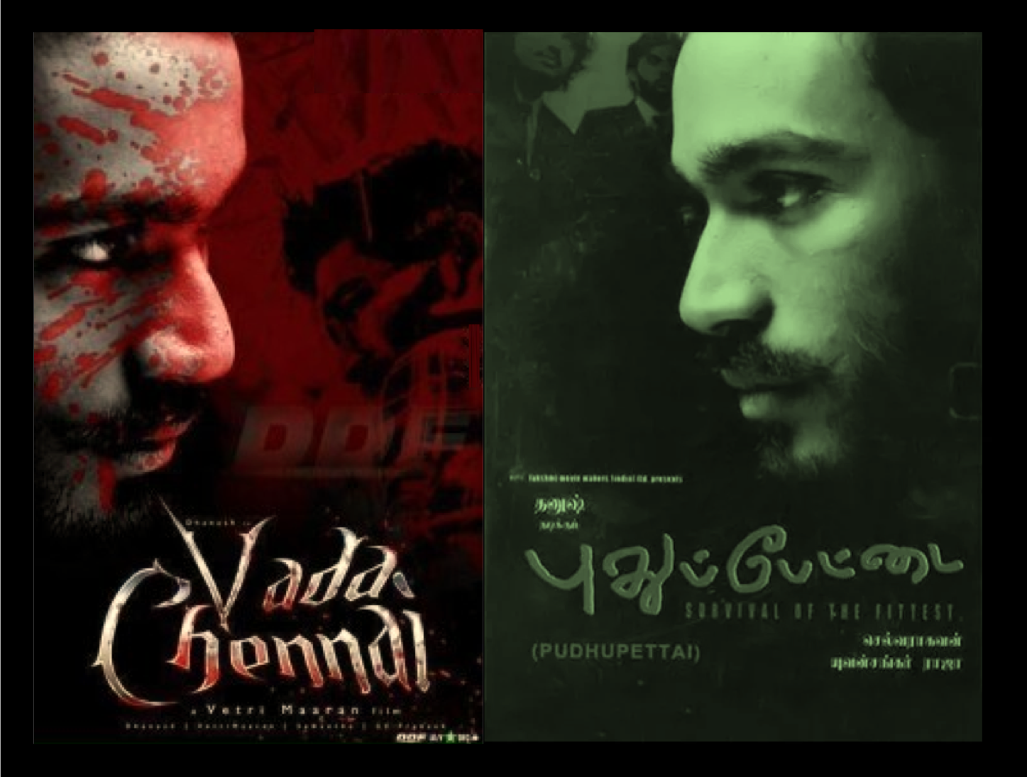 Pudhupettai — The Bible for all Vada Chennai movies