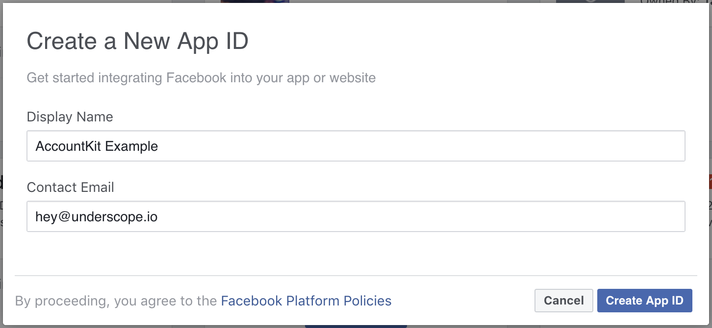 Passwordless Authentication in React Native Using Facebook