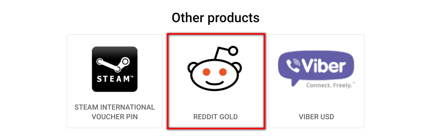 Buy Reddit Gold with Bitcoin, Dogecoin, Litecoin & more!