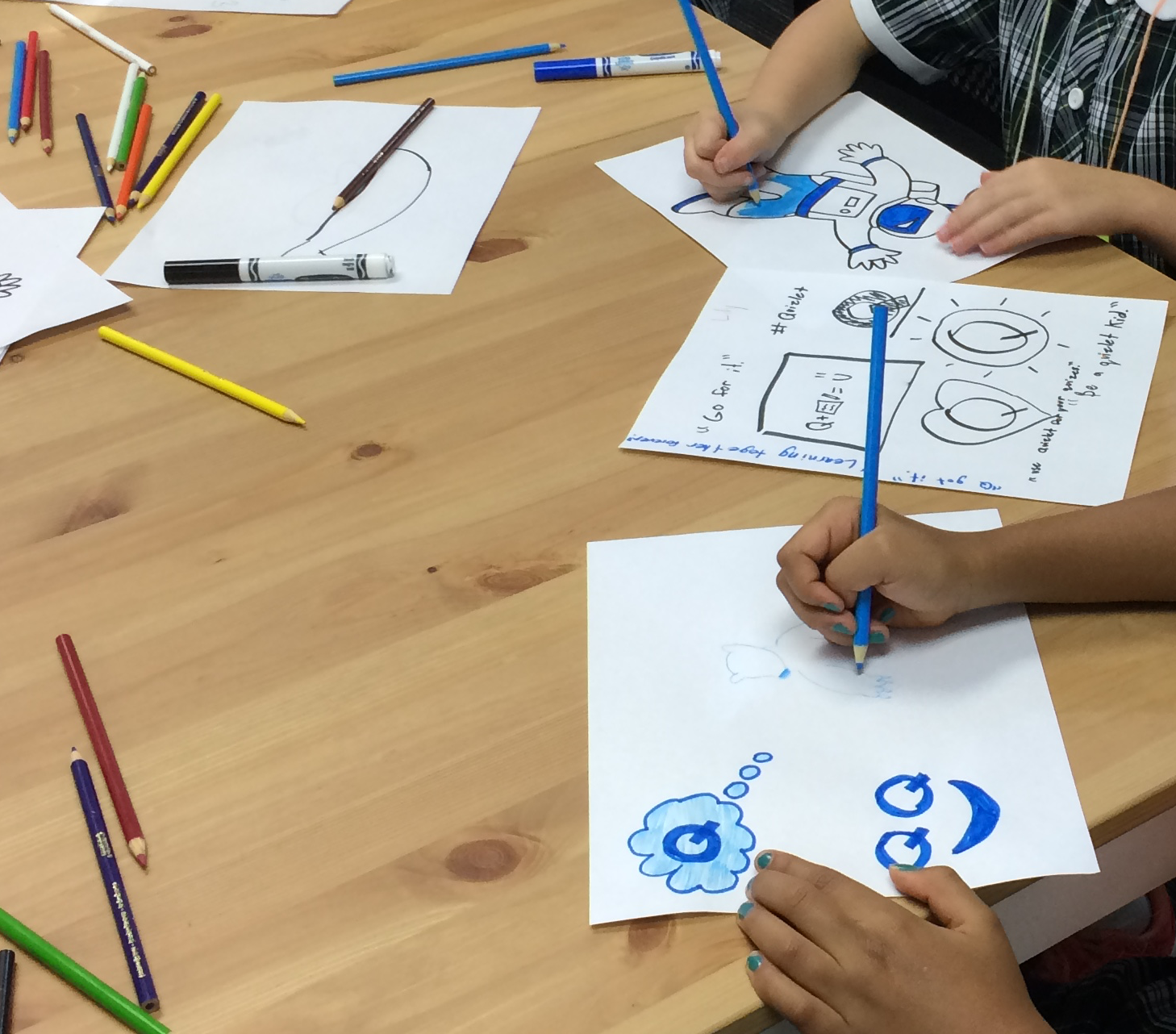 How my third-grade students inspired me to become a product