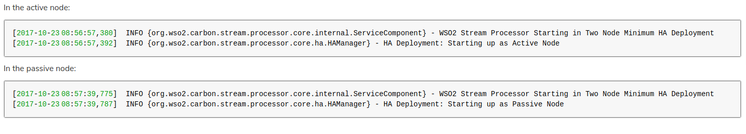 Configure and Set up a Minimum HA Deployment - Meruja Selvamanikkam