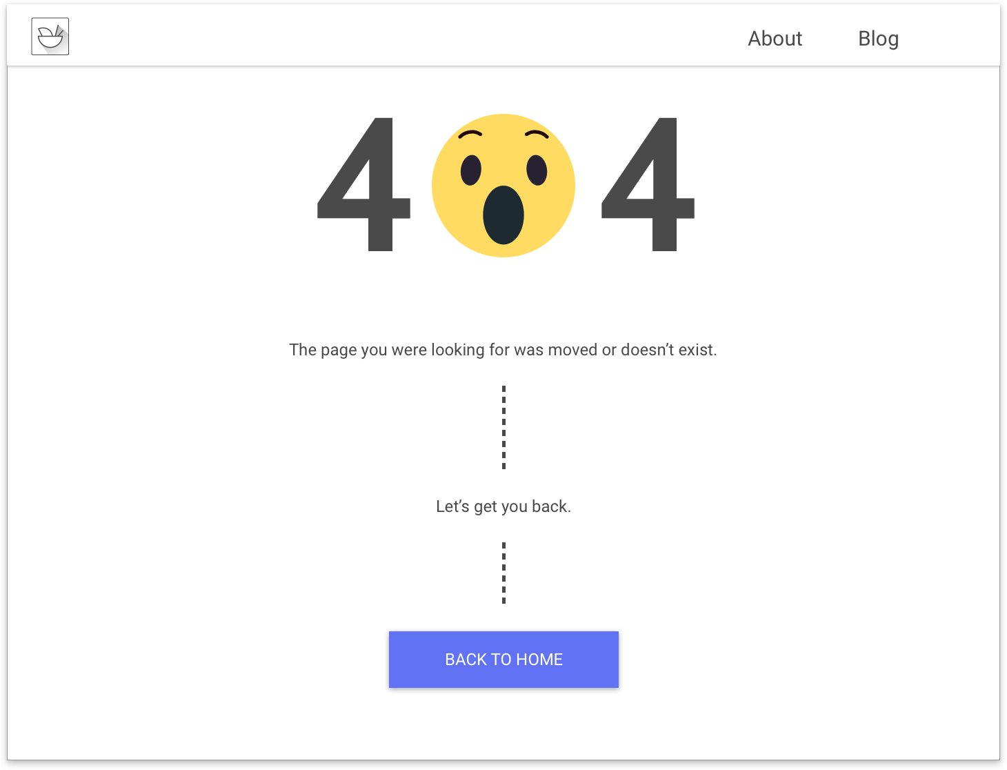 How to make a custom 404 error page for your website