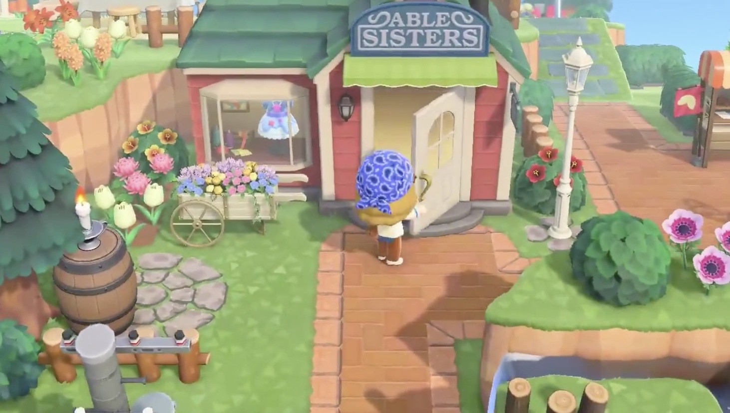 Here's how I play Animal Crossing: New Horizons® everyday ...