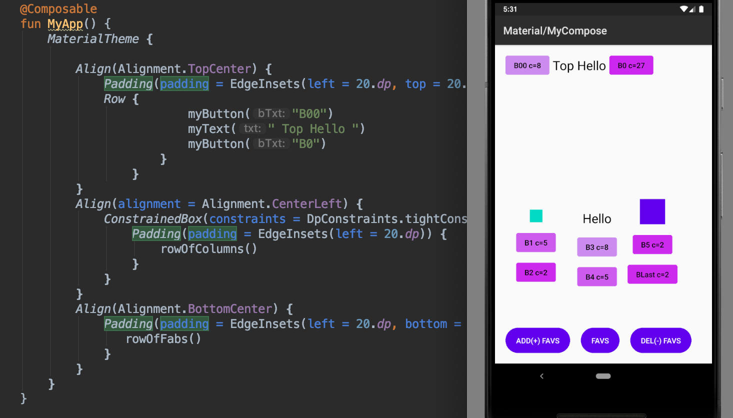 Jetpack Compose UI (part 3of3) - AndroidPub