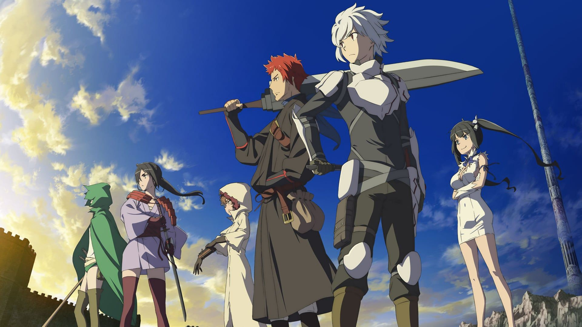 Is It Wrong To Try To Pick Up Girls In A Dungeon S02e12 Season 2