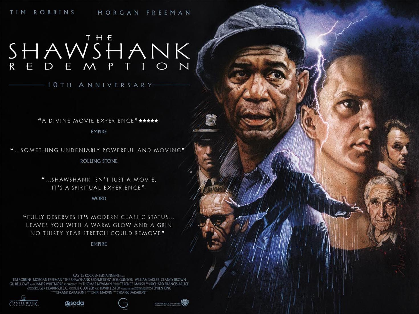 "Movie Analysis: ""The Shawshank Redemption"" - Go Into The Story"