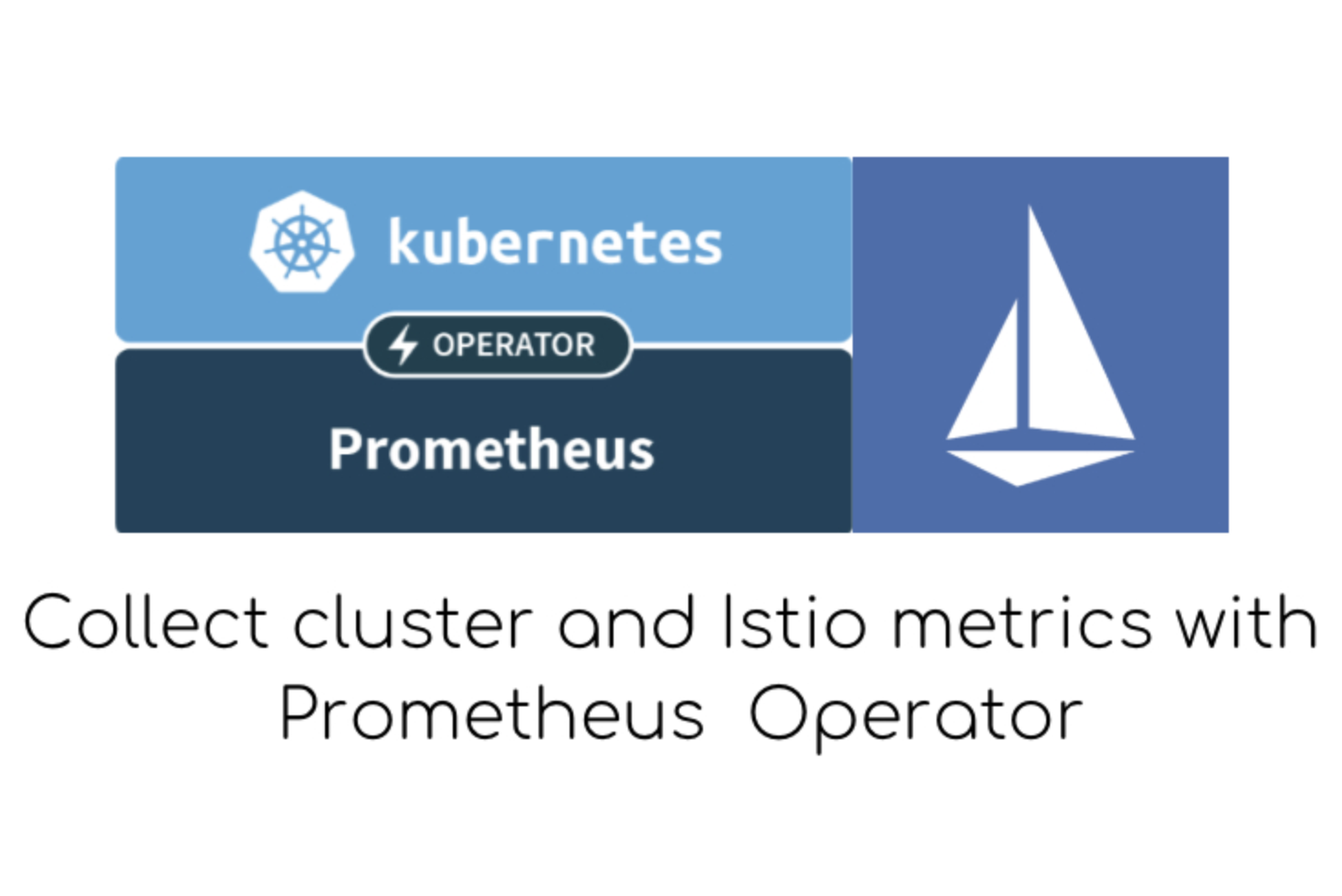 Collect cluster and Istio metrics with Prometheus Operator