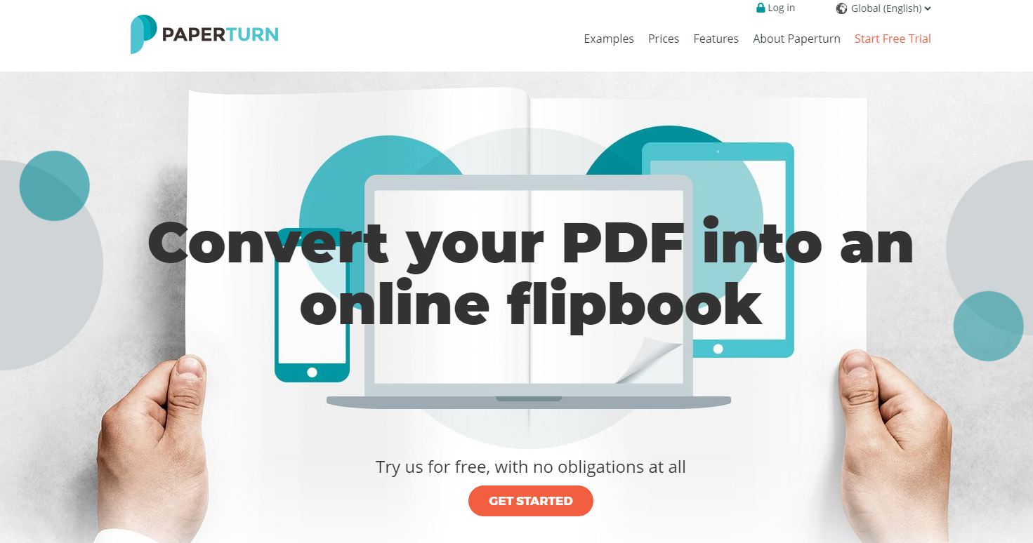 Convert PDF to HTML5 Flipbook in Only 3 Steps (Free, Easy