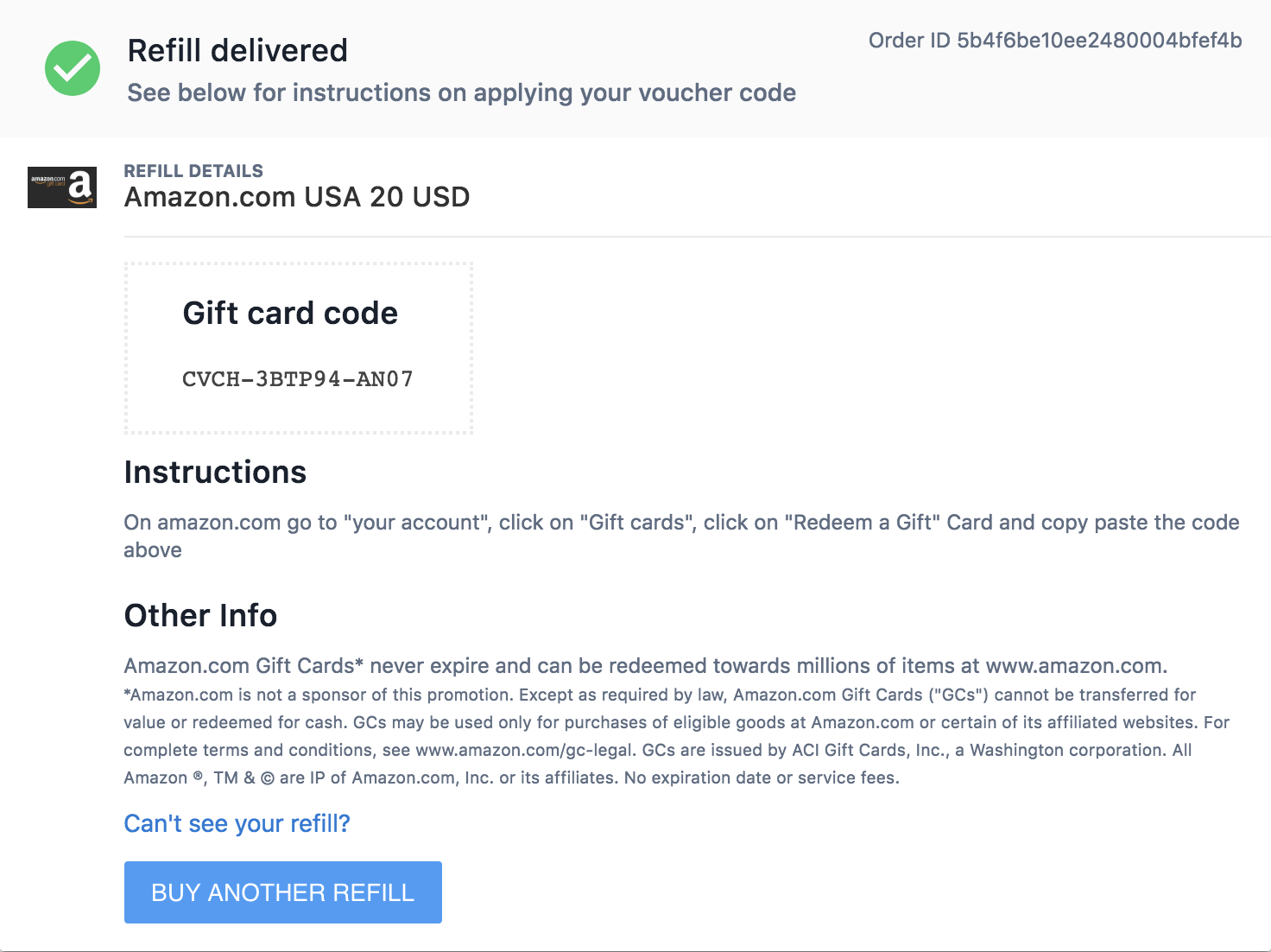 It's Here — Buy Amazon Vouchers with Bitcoin on Bitrefill ...