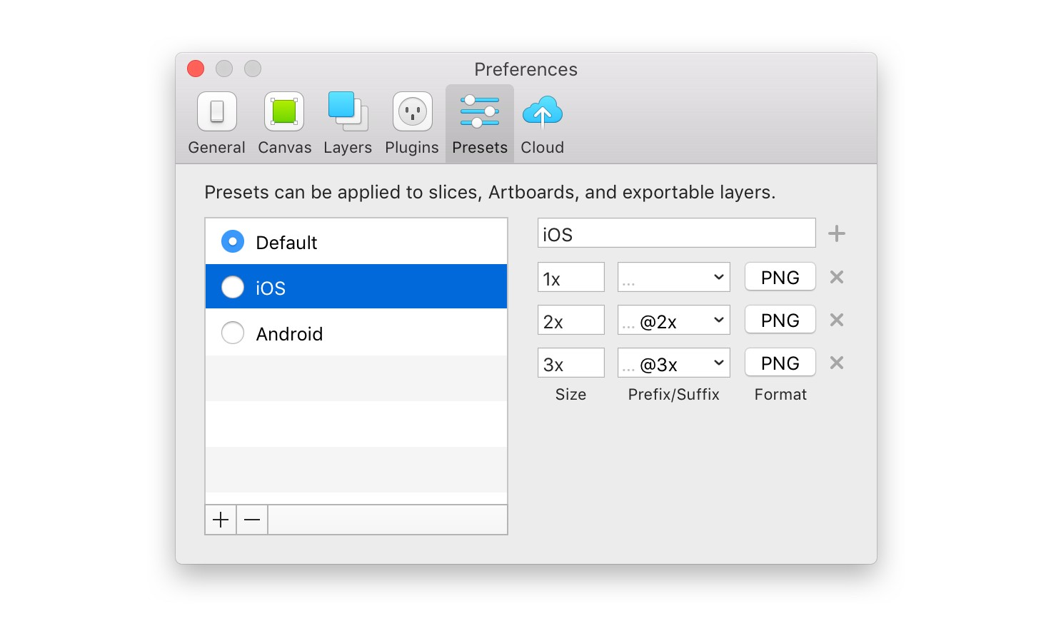 Export Presets, Touch Bar, and More in Sketch 42 - Sketch