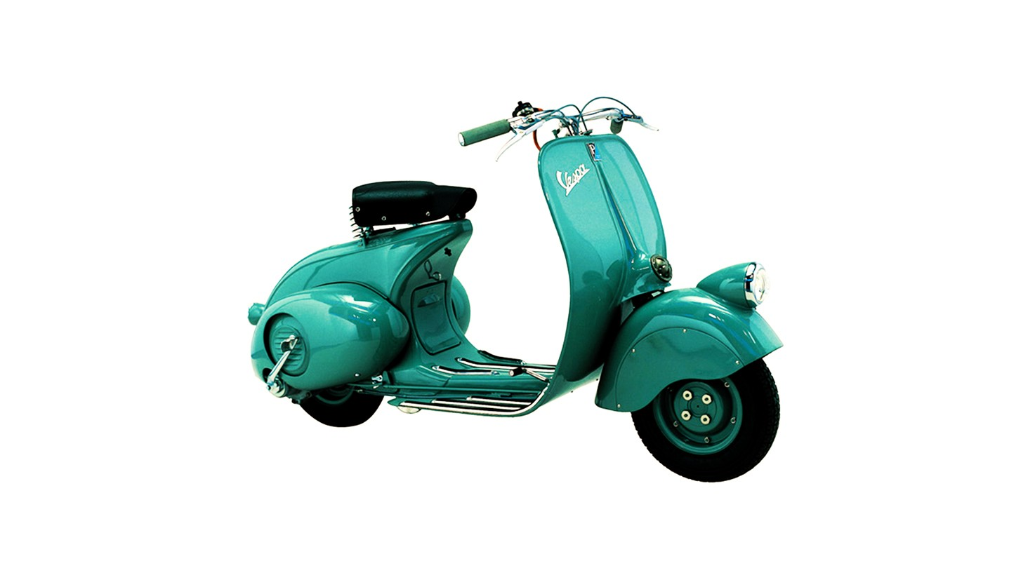 UX inspiration from history: Vespa Scooter - UX Collective