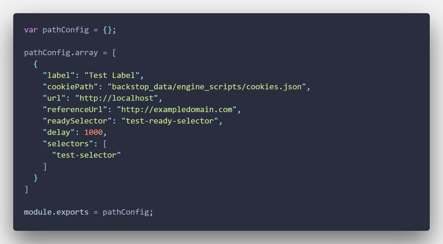 CSS Visual Regression Testing with BackstopJS - ITNEXT
