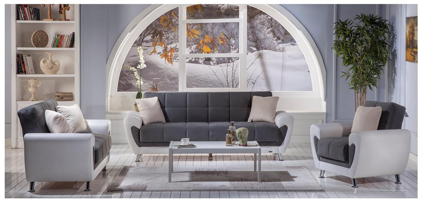 The Main Pros And Cons Of Light Bright Sofa In The Interior