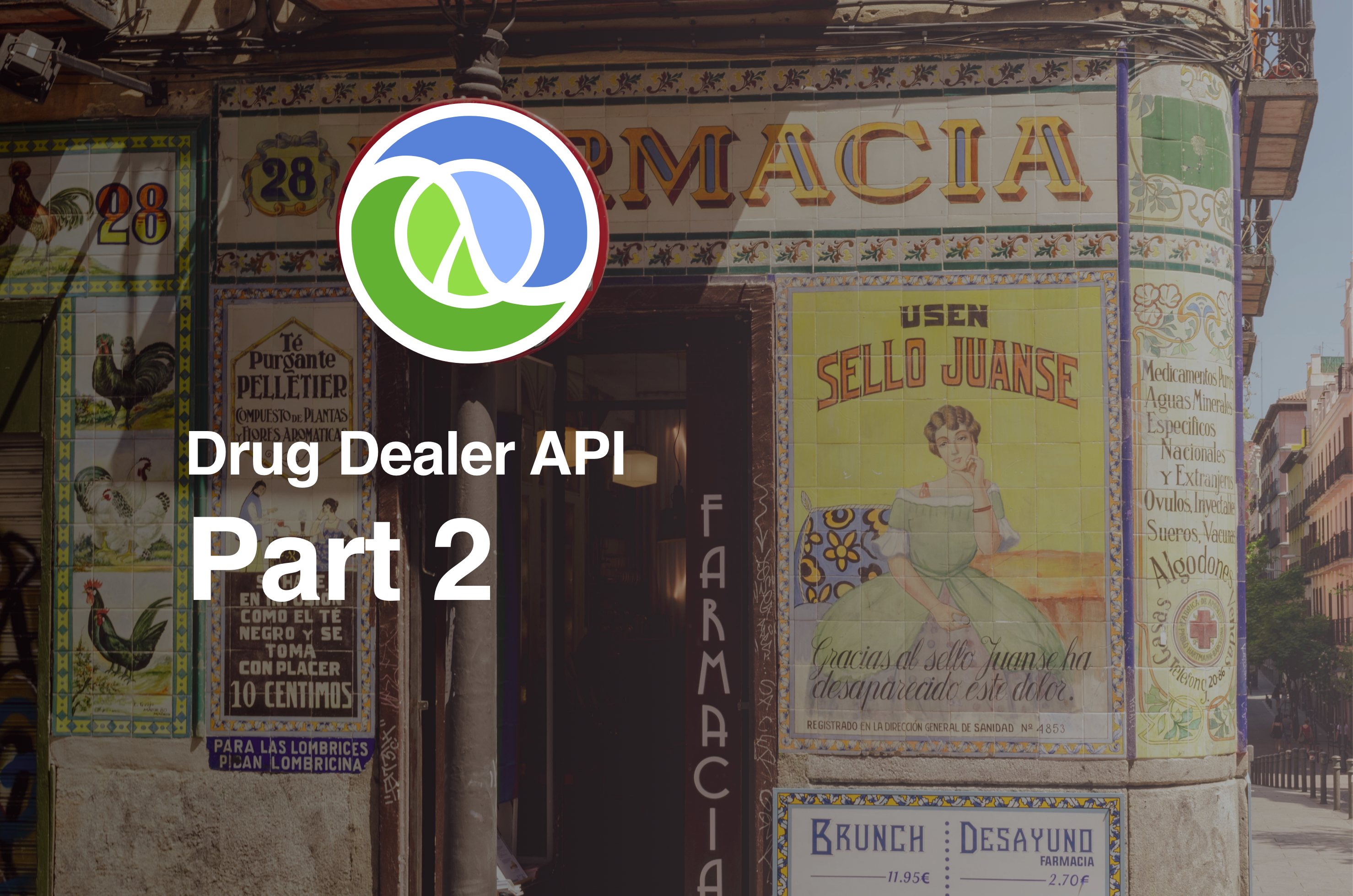 Learn Clojure by Building a Drug Dealer API - Part 2 - cover
