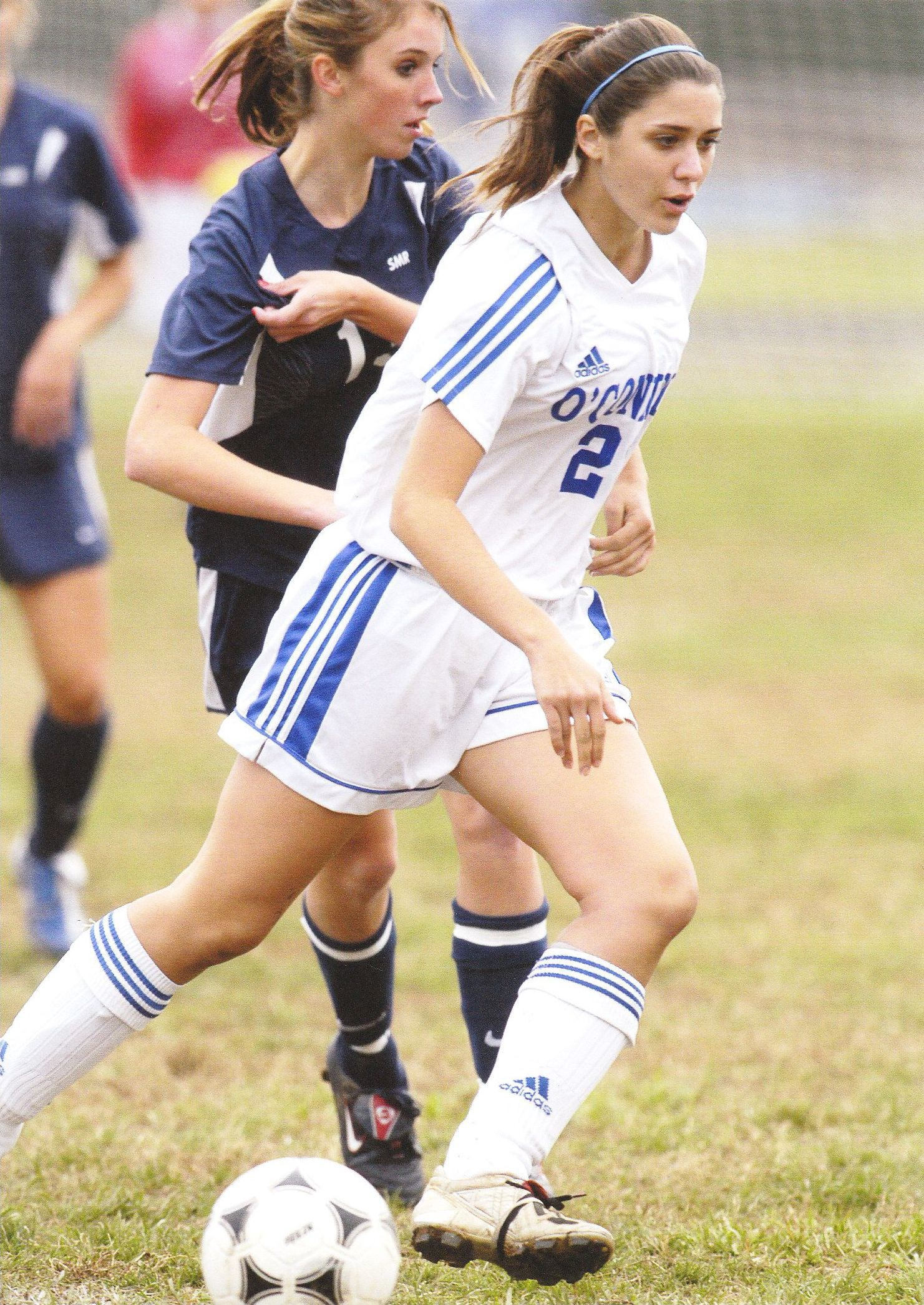 Coach of the Month: Katie Alonso - Alexandria Soccer