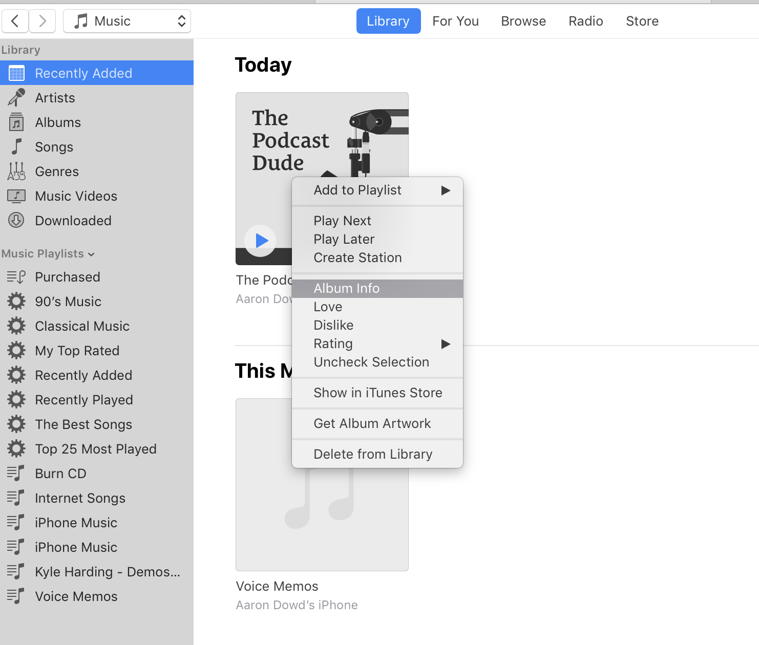 How to Tag a Podcast MP3 File - Simplecast - Medium
