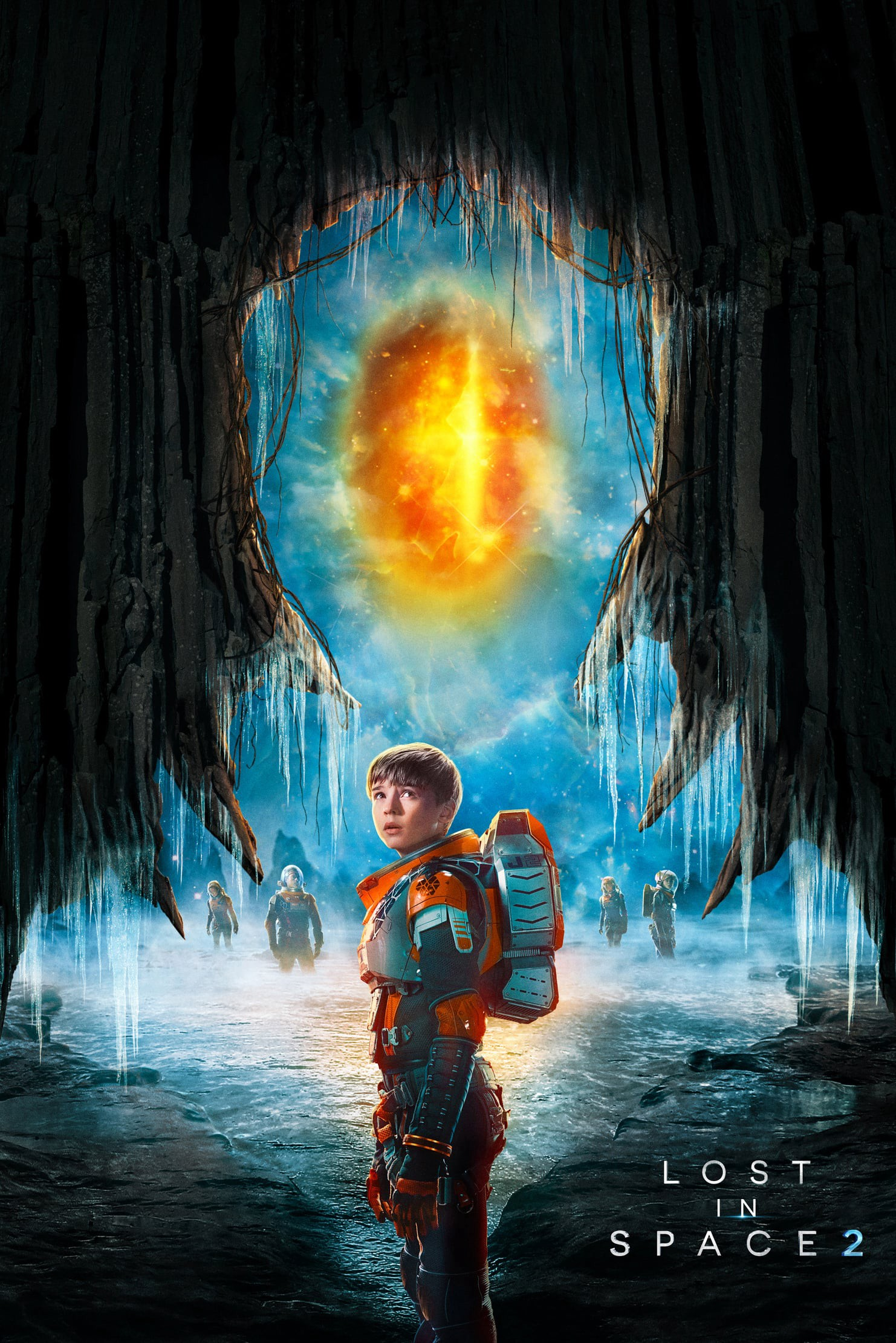 watch lost in space online free