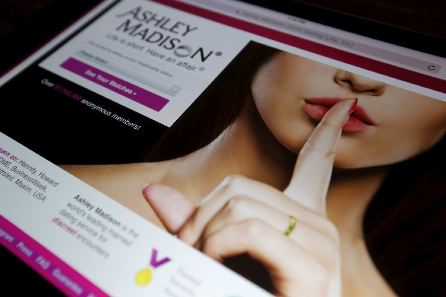 AshleyMadison com THE BUSINESS OF CHEATING AND LYING