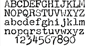 Choosing a font for writing - David Hewson - Medium