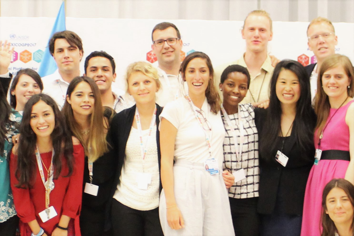 Youth engagement in the the global platform for disaster