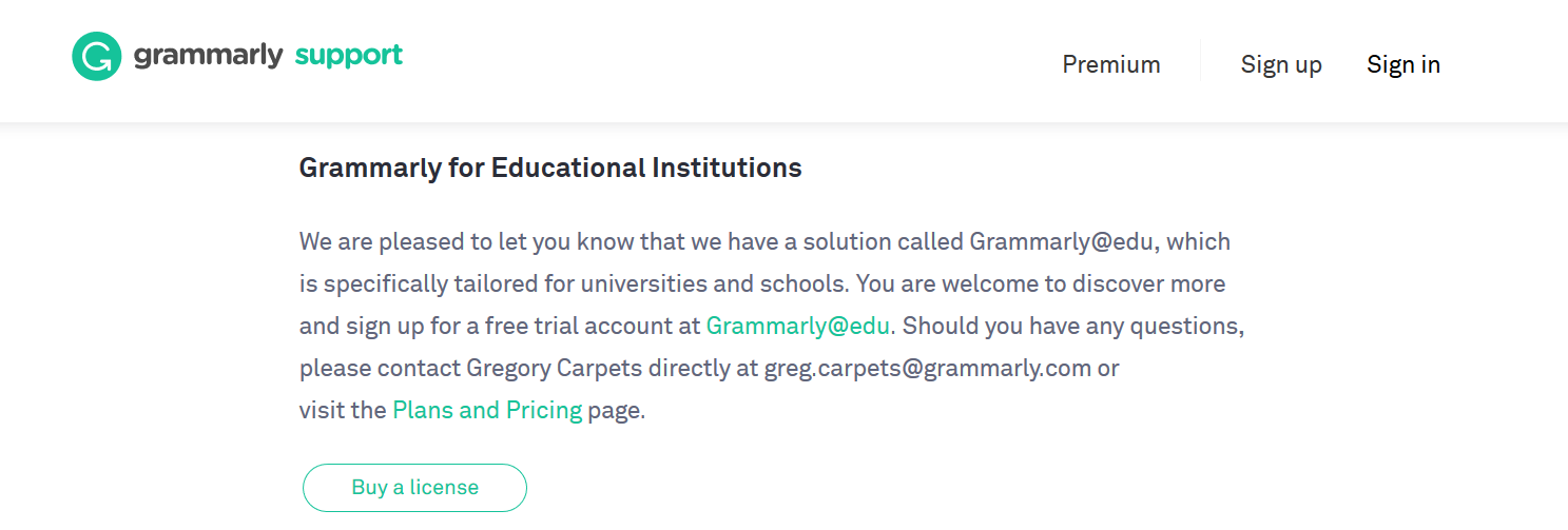 Little Known Facts About Grammarly Free Premium Access Code.