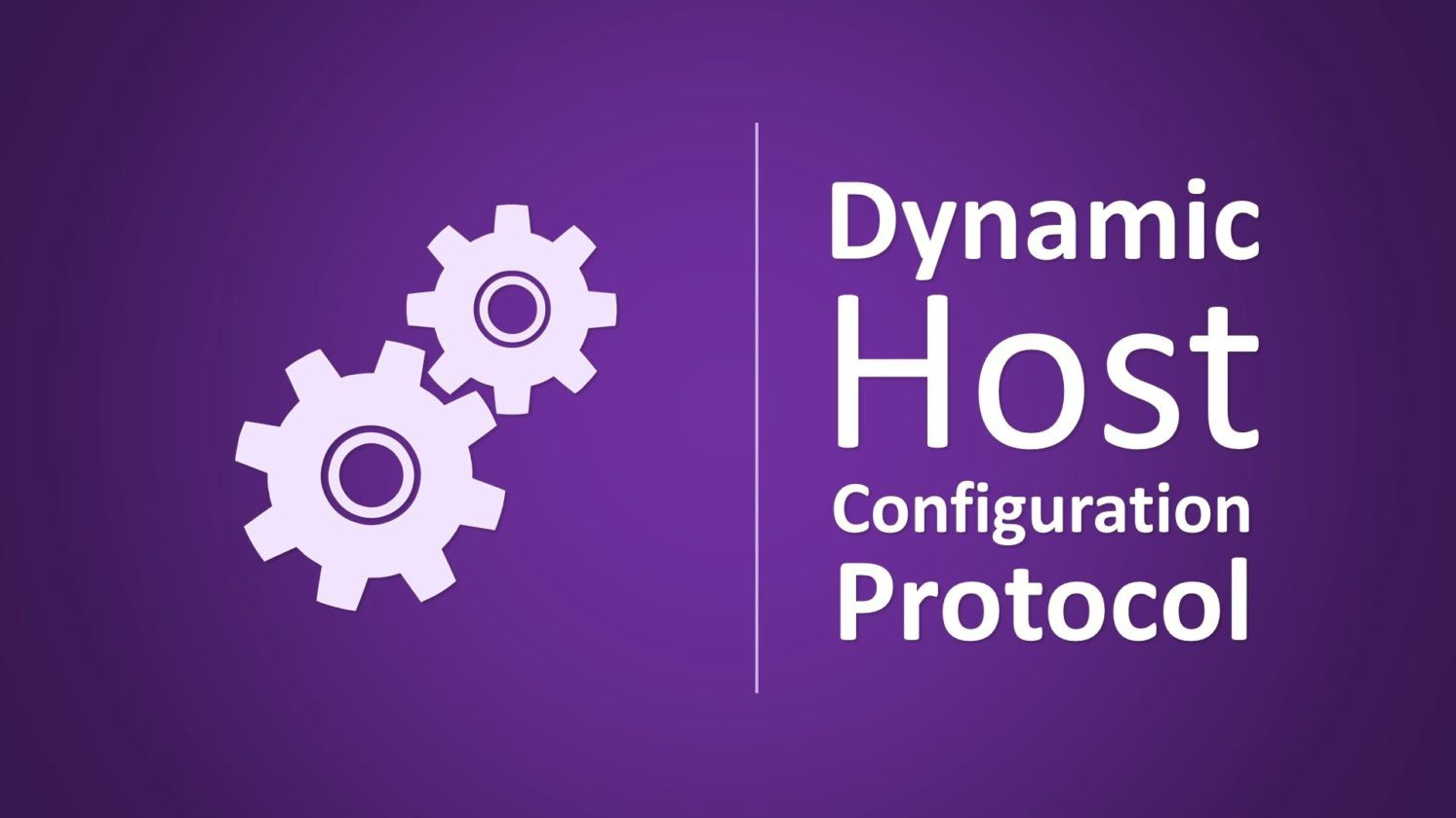 Dynamic Host Configuration Protocol (DHCP) Primer   by Eric ...