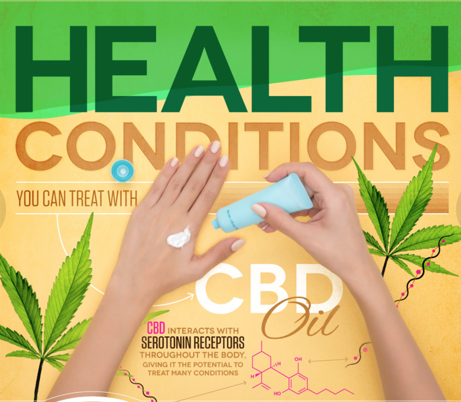 A Look at the Health Benefits of CBD Oil - ART + marketing