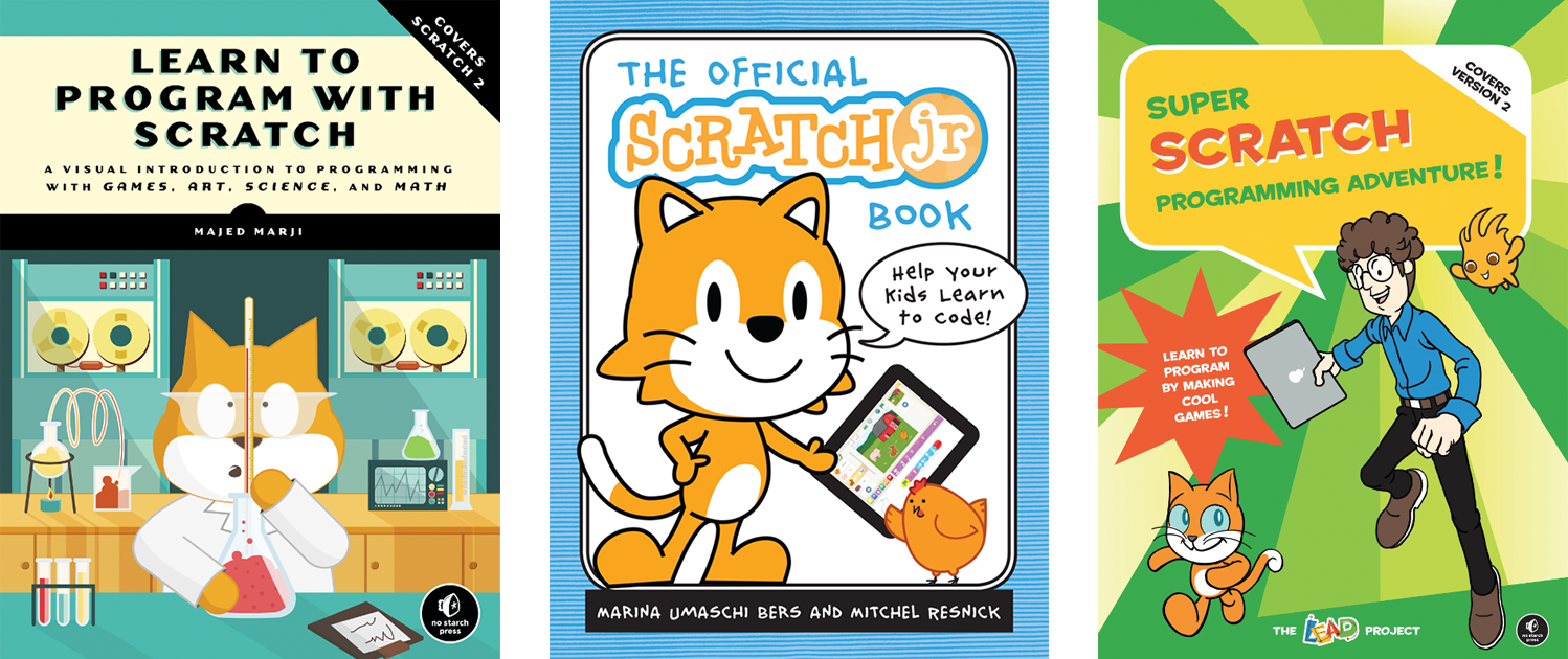 Why Publish Books About Scratch? - The Scratch Team Blog