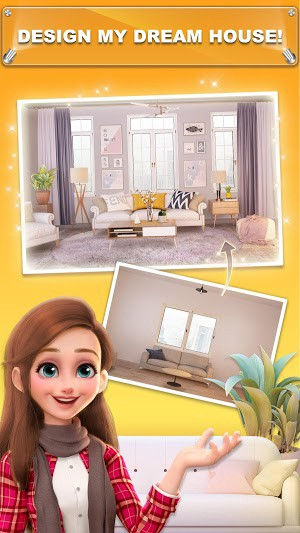 My Home Design Dreams V1099 Mod Apk Unlimited Money