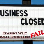 The Most Likely Reasons Why Small Businesses Fail In the Greater New York City
