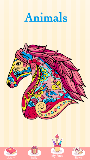 96 Coloring Book For Adults Mod Apk Free Images