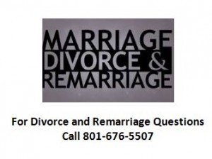 How Long After A Divorce In Utah Can You Get Remarried By Dustin Molter Medium
